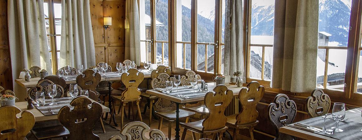 Saint Lucas Calendrier.Restaurant Hotel Grand Chalet Favre
